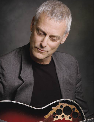 Jon Merriman: Electro-acoustic guitar