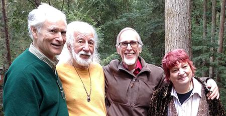 Doug, Richard and us.